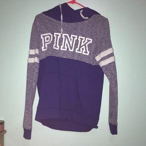Pink hoodie!